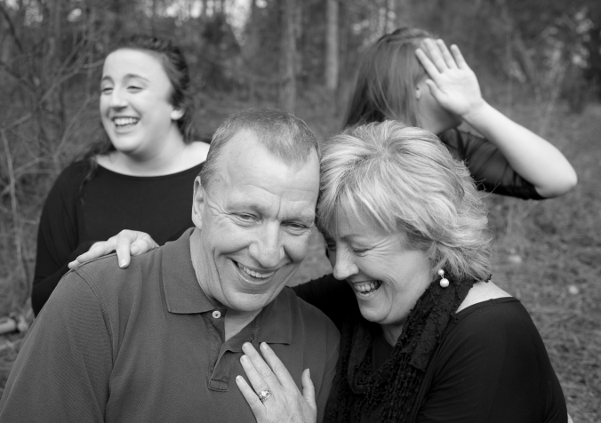 Family photos in Apex, NC