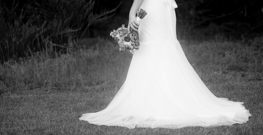 bridal portraits with nc wedding photographer