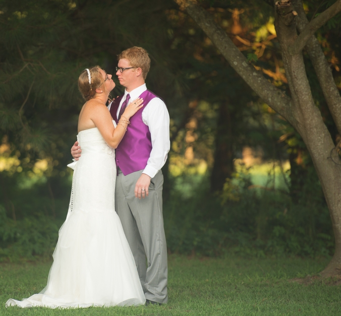 Wedding in Greenville, NC