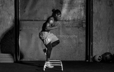 athlete photography