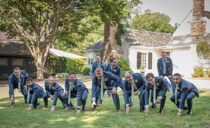 Buffalo Bills Fan Wedding