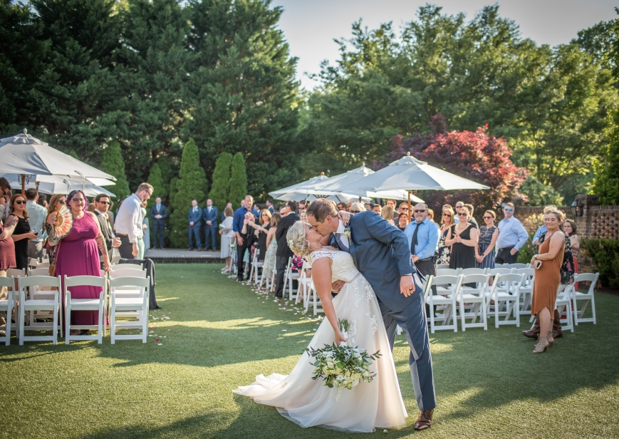 Raleigh Wedding Venues and The Sutherland